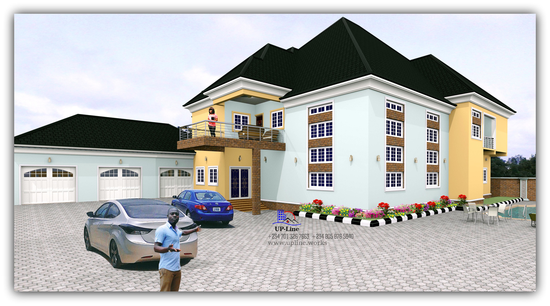 Upline Works - Top architectural company in Nigeria
