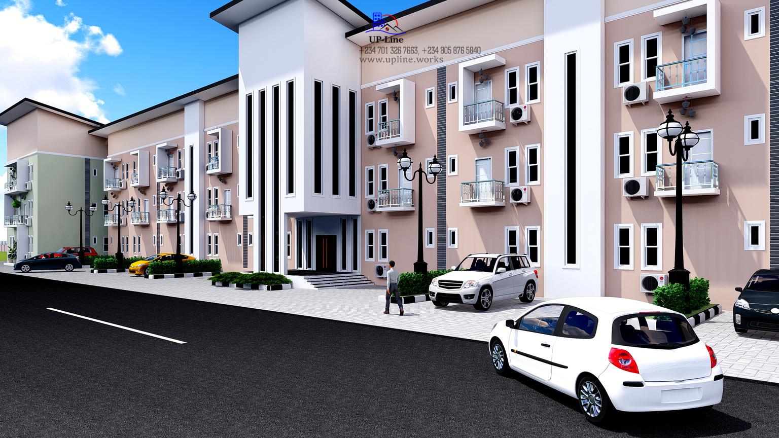 Top architectural company in Nigeria