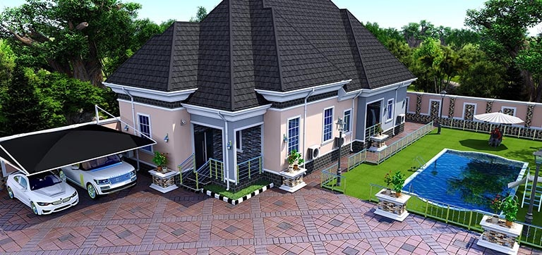 Upline Works design - Top architectural company in Nigeria